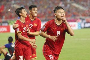 Việt Nam áp đảo đội hình tiêu biểu bán kết AFF Cup