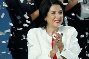 Những thách thức đối với nữ Tổng thống đầu tiên của Gruzia