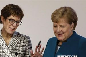 Dư luận Đức đánh giá tích cực về tân Chủ tịch đảng CDU