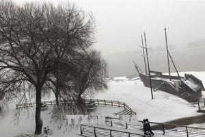 Bão tuyết hoành hành tại Trung Quốc