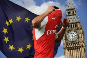 Giải Ngoại hạng Anh cũng lao đao vì Brexit
