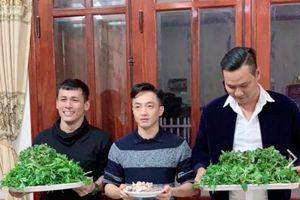 Sự thật về 'mâm cao cỗ đầy' Cường Đô La bê qua ăn hỏi Đàm Thu Trang