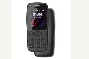 Bảng giá điện thoại Nokia tháng 12/2018: Thêm sản phẩm mới