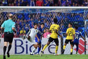 Thủ môn Malaysia tuyên chiến Việt Nam tại chung kết AFF Cup