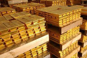 Giá vàng hôm nay 8/12: Đồng USD giảm đẩy giá vàng tăng nhẹ