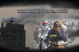 Thành phố trong… khói