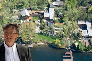 18 sự thật điên rồ về khu biệt thự hàng 'khủng' giá trị 127 triệu USD của Bill Gates