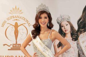 Xúc động với hình ảnh Minh Tú đội vương miện Miss Supranational Asia 2018: 'Tôi đã được là Hoa hậu!'