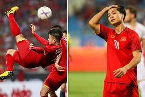 Công Phượng, Quang Hải nguy cơ vắng mặt ở trận chung kết lượt về AFF Cup 2018