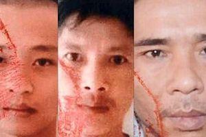 Đã bắt được 3 phạm nhân khoét tường trốn trại ở Kiên Giang