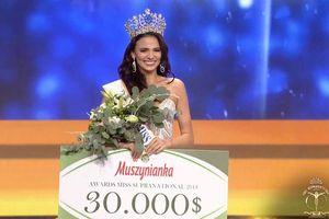 Nhan sắc gây tranh cãi của mỹ nhân Hoa hậu Siêu quốc gia 2018