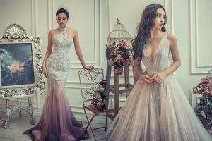 Hoa hậu Trần Tiểu Vy hóa công chúa xinh đẹp trong bộ đầm dạ hội khiến dân tình mê mẩn