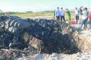 TP.HCM: Sớm có biện pháp mạnh đối với sai phạm chôn rác thải công nghiệp trái phép