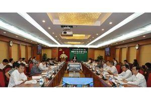 Ủy ban Kiểm tra Trung ương kỷ luật cảnh cáo 2 thiếu tướng, 2 trung tướng