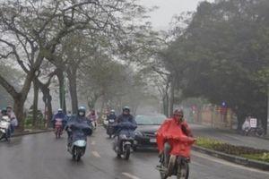 Dự báo thời tiết ngày 8/12: Hà Nội mưa, trời rét 14 độ C