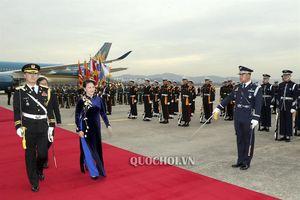 Dấu ấn trong chuyến thăm chính thức của Chủ tịch Quốc hội Nguyễn Thị Kim Ngân đến Đại Hàn Dân Quốc