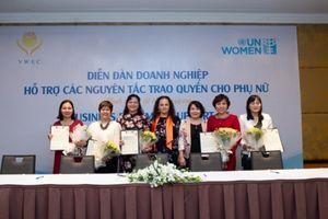 Nestlé Việt Nam ký cam kết thúc đẩy trao quyền cho phụ nữ