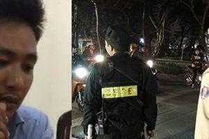 Trấn áp kịp thời đối tượng chống Cảnh sát 141