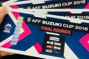 VFF tiếp tục bán vé online, trận chung kết giá thấp nhất là 200 nghìn đồng