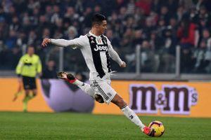 Juventus 1-0 Inter: Ronaldo sắm vai 'chim mồi' cho Mandzukic