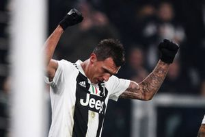 Ronaldo 'im tiếng', Juventus vẫn thắng Inter nhờ Mandzukic