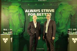 Carlsberg cam kết đẩy mạnh chiến lược phát triển kinh doanh bền vững