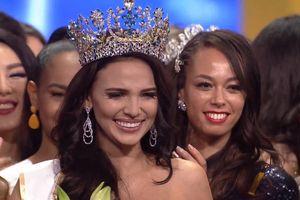 Người đẹp Puerto Rico đăng quang Hoa hậu Siêu quốc gia 2018, Minh Tú dừng chân ở top 10
