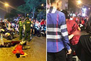 'Đi bão' sau chiến thắng bóng đá gây hàng loạt tai nạn: Dừng lại đi, đừng biến niềm vui thành đau thương