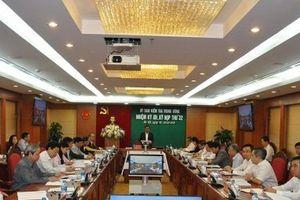 Ủy ban Kiểm tra Trung ương đề nghị kỷ luật ông Tất Thành Cang