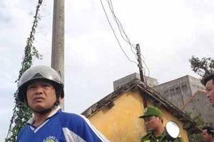 Phú Yên: Người đàn ông bẻ điện thoại của phóng viên đang tác nghiệp