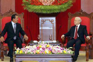 Tạo đột phá mới trong quan hệ Việt Nam - Campuchia, vì lợi ích và mục tiêu phát triển của hai nước