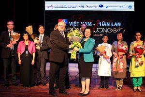 Giao lưu âm nhạc Việt Nam - Phần Lan