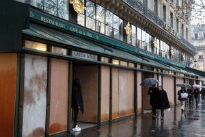 Cảnh sát Pháp bắt giữ 300 người nhằm ngăn nguy cơ bạo loạn đường phố