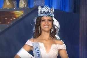 Người đẹp Mexico đăng quang Hoa hậu Thế giới 2018, Việt Nam dừng ở Top 30