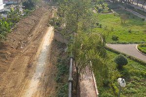Cận cảnh dự án cung đường hàng trăm tỷ ven sông gây xôn xao xứ Tuyên