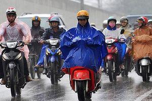 Dự báo thời tiết: Bắc bộ mưa kèm theo rét đậm