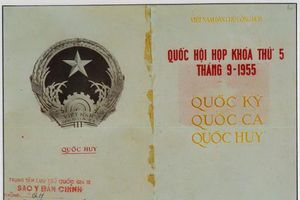 Tác giả Quốc huy Việt Nam được đặt tên phố của Hà Nội