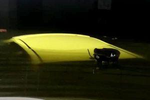 BMW, Range Rover chìm trong hầm xe chung cư cao cấp Hoàng Anh Gia Lai