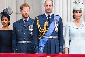 Vợ chồng William không dự sự kiện có mặt Harry - Meghan