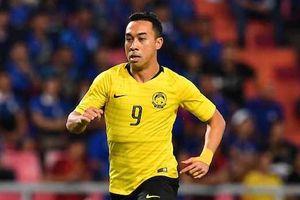 Tiền đạo Malaysia: 'Tôi có cách khoan thủng hàng thủ tuyển Việt Nam'