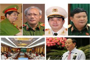 Kết quả lấy phiếu tín nhiệm lãnh đạo các địa phương, thêm 4 tướng bị kỷ luật