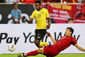 Cầu thủ chơi hay nhất Malaysia 'mơ' thắng Việt Nam để làm nên lịch sử