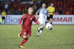 Quang Hải áp đảo cuộc đua Cầu thủ xuất sắc nhất bán kết AFF Cup