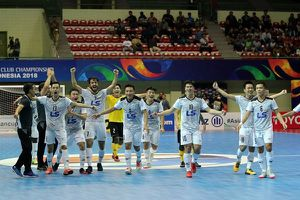 Thái Sơn Nam là ứng viên danh hiệu CLB futsal xuất sắc nhất thế giới