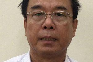 Khởi tố nguyên Phó Chủ tịch UBND TP HCM Nguyễn Thành Tài