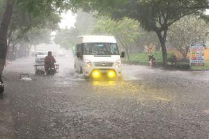 Mưa lớn gây nhiều thiệt hại ở Quảng Nam