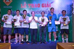 Giải quần vợt truyền thống Thái Sơn mở rộng 2018