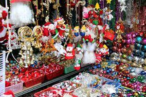 Thị trường tiêu dùng mùa Noel và cận tết 2019: Sức mua nhích dần, hàng hóa dồi dào