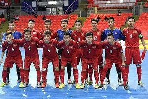 Việt Nam lấy vé dự vòng chung kết giải U20 futsal châu Á 2019