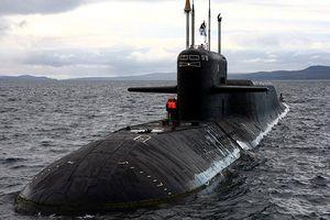 Nga đưa tàu ngầm tới eo biển Kerch giữa lúc căng thẳng với Ukraine?